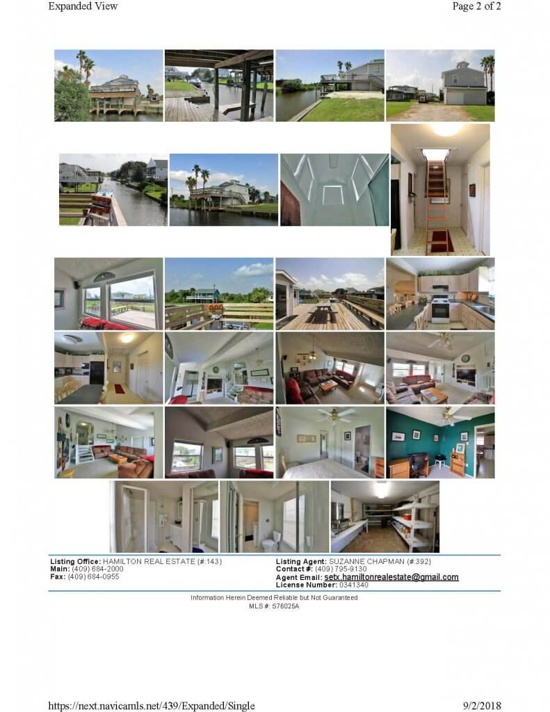 Enjoyable 160 000 New Price 1104 Mayes Rd Crystal Beach Tx 77650 Download Free Architecture Designs Viewormadebymaigaardcom